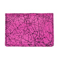 Yes-Ive-Crawled-On-Glass-Card-Holder-Neon-Fuschia