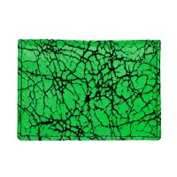 Yes-Ive-Crawled-On-Glass-Card-Holder-Neon-Green