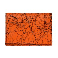 Yes-Ive-Crawled-On-Glass-Card-Holder-Neon-Orange