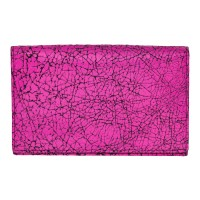 Yes-Ive-Crawled-On-Glass-Large-Wallet-Neon-Fuschia