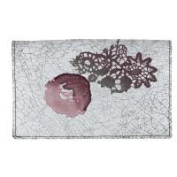 Lacrimosa Flowers Victorian Lace Large Wallet