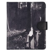 Bela Lugosi In the Forest iPad Cover Sleeve