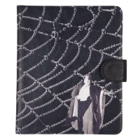 Bela Lugosi in Spider Web iPad Cover Sleeve