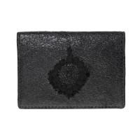 Somnus Aeternus Strange Frame Black Victorian Lace Card Holder BisBis